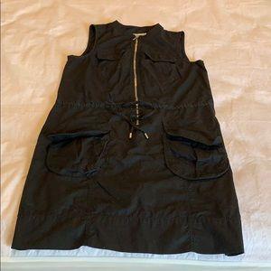 Michael Korda women's black dress